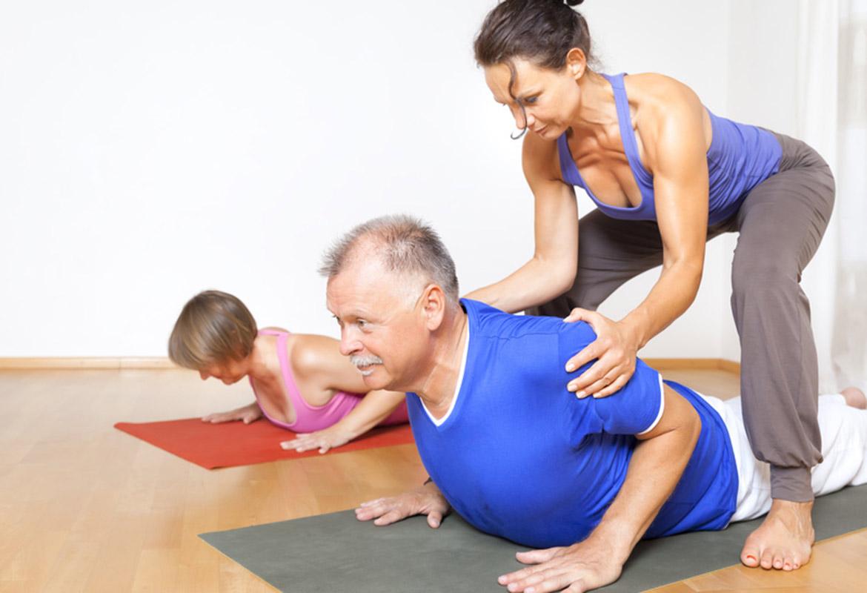 Gesundheitssport für Sie und Ihn