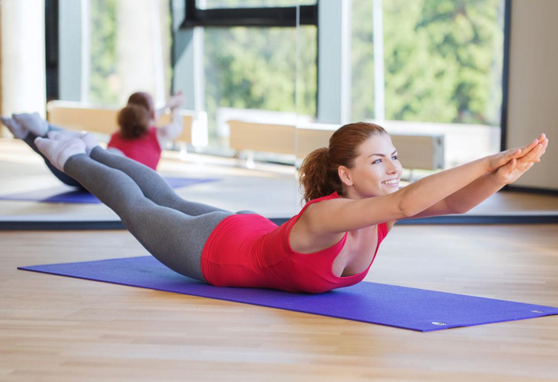 Rücken Fitness Spezial