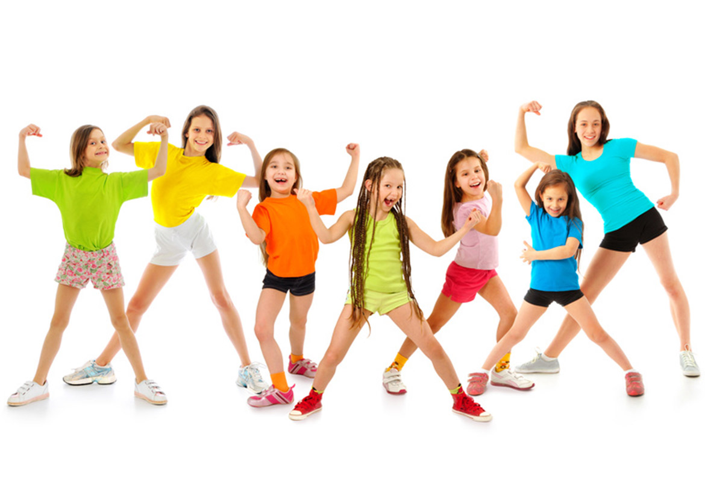 Zumba® Kids jr. (4-6 J.)